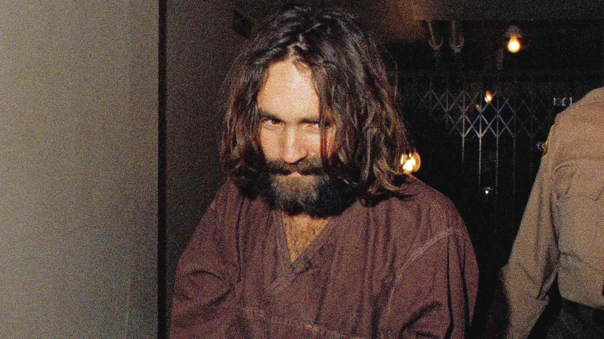 Charles Manson: Coming Down Fast A Chilling Biography by Simon Wells