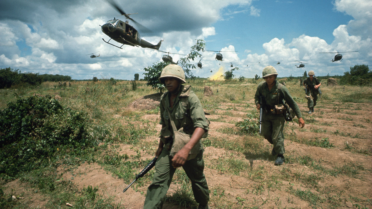 Which Countries Were Players in the Vietnam War?