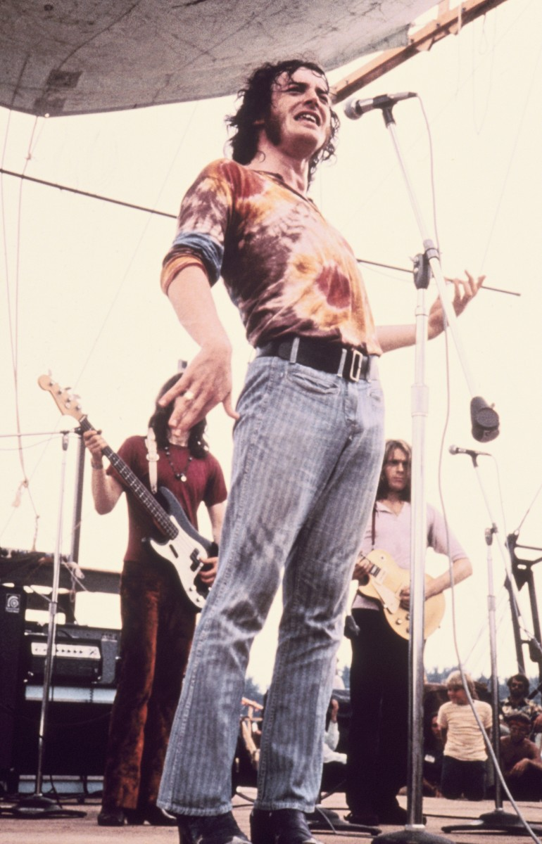 Joe Crocker at Woodstock