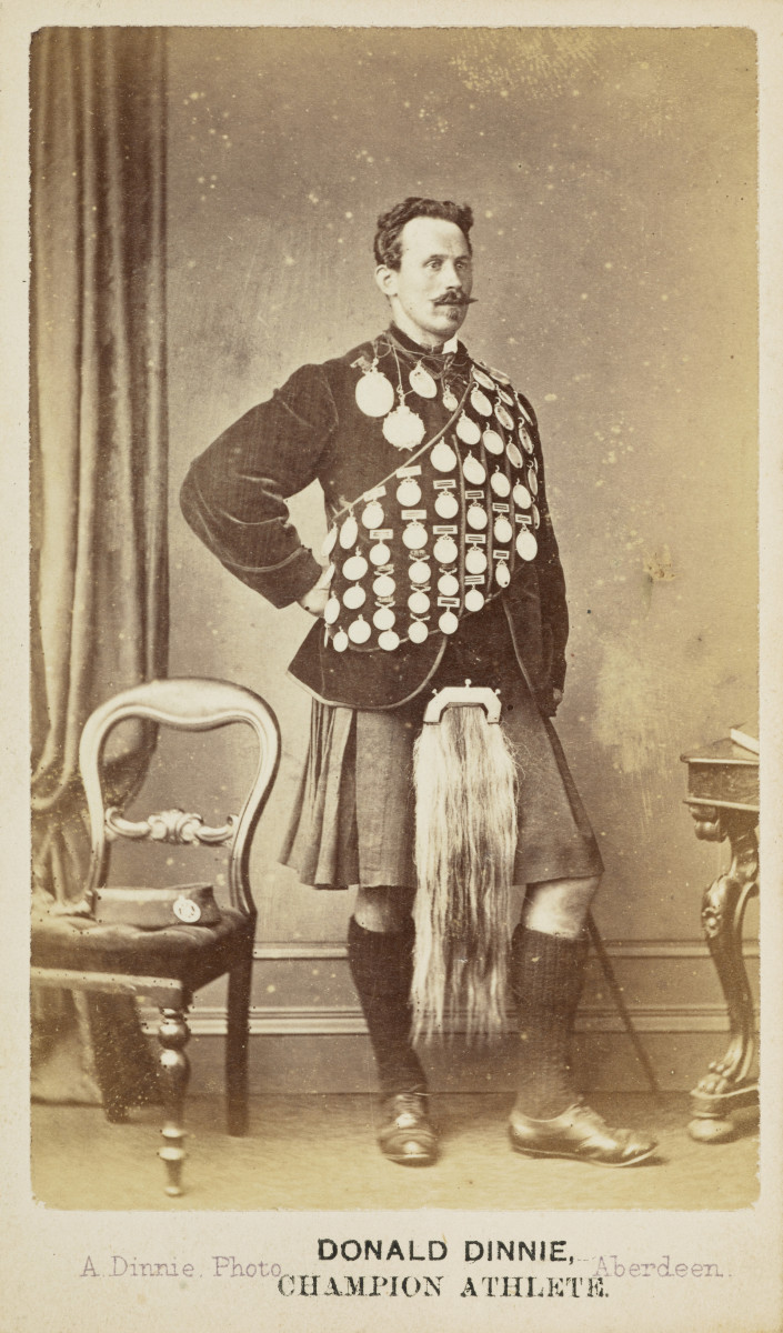 Strong-Man-photograph-of-donald-dinnie-1837-1916-athlete