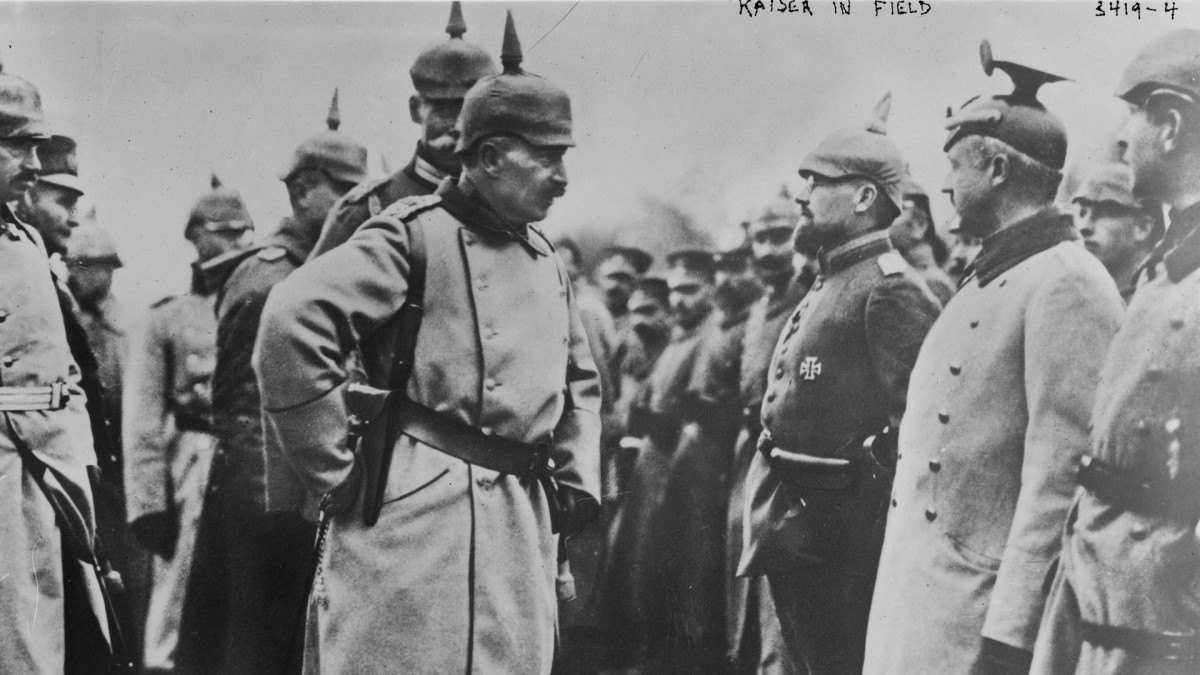 Why Kaiser Wilhelm Was Never Tried for Starting World War I