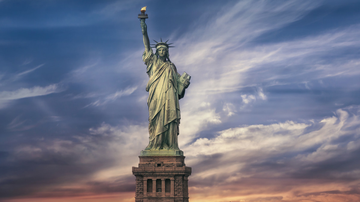 Statue Of Liberty Height Location Amp Timeline History
