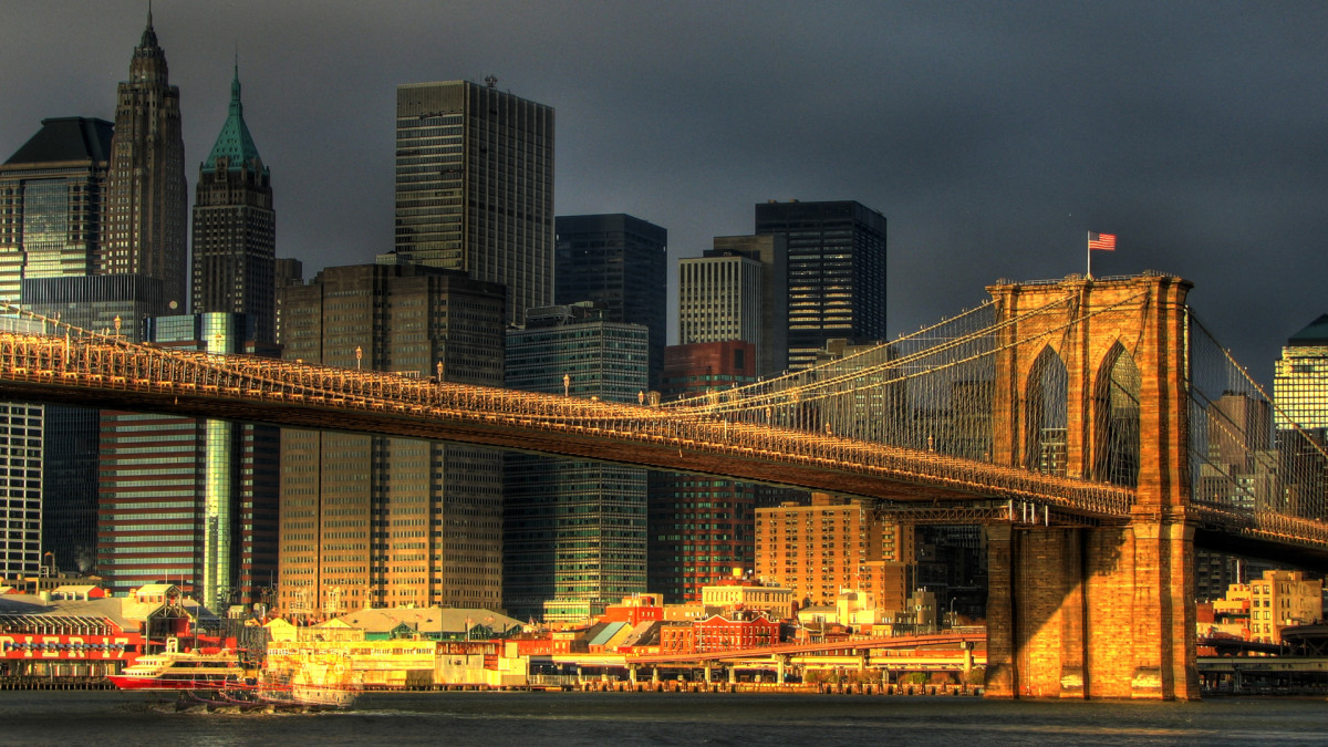 Brooklyn Bridge - Length, Timeline & Facts - HISTORY