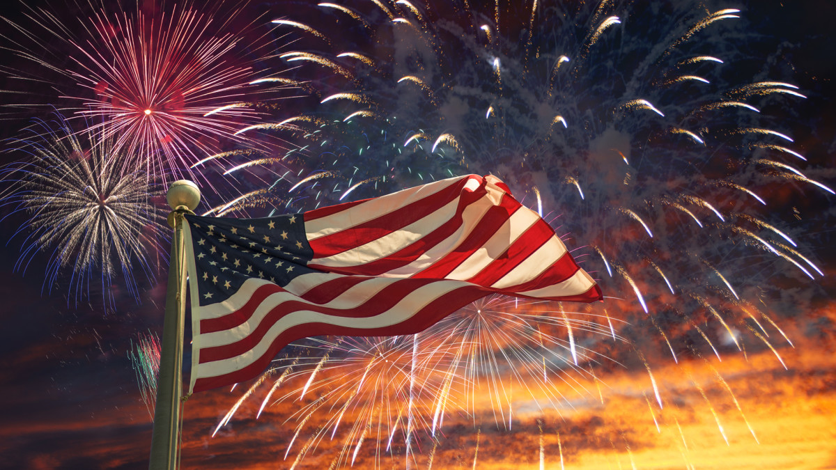 History of the Fourth of July - Brief History & Early Celebrations ...