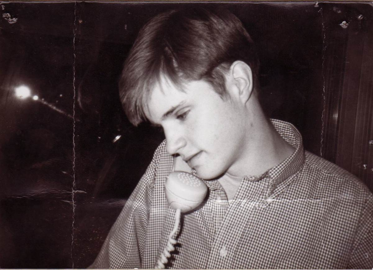 Matthew Shepard, who was brutally killed in a hate crime in 1998.