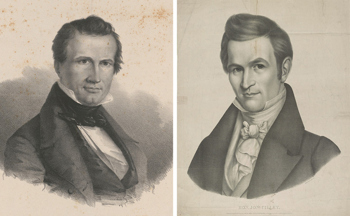 William Graves and Jonathan Cilley