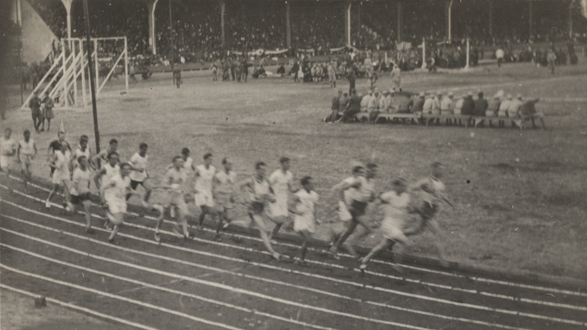 WWI Soldiers Held their Own Olympics After the War