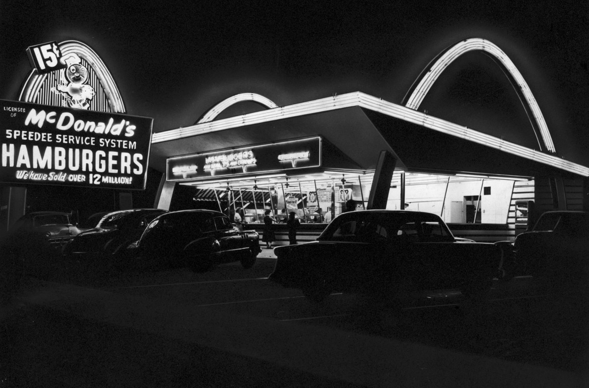 The First McDonald's