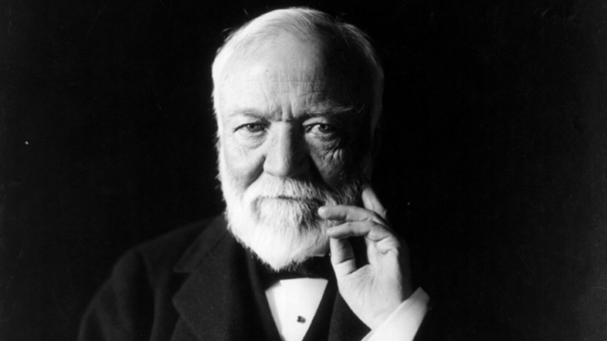 Andrew Carnegie Claimed to Support Unions, But Then Destroyed Them in His Steel Empire