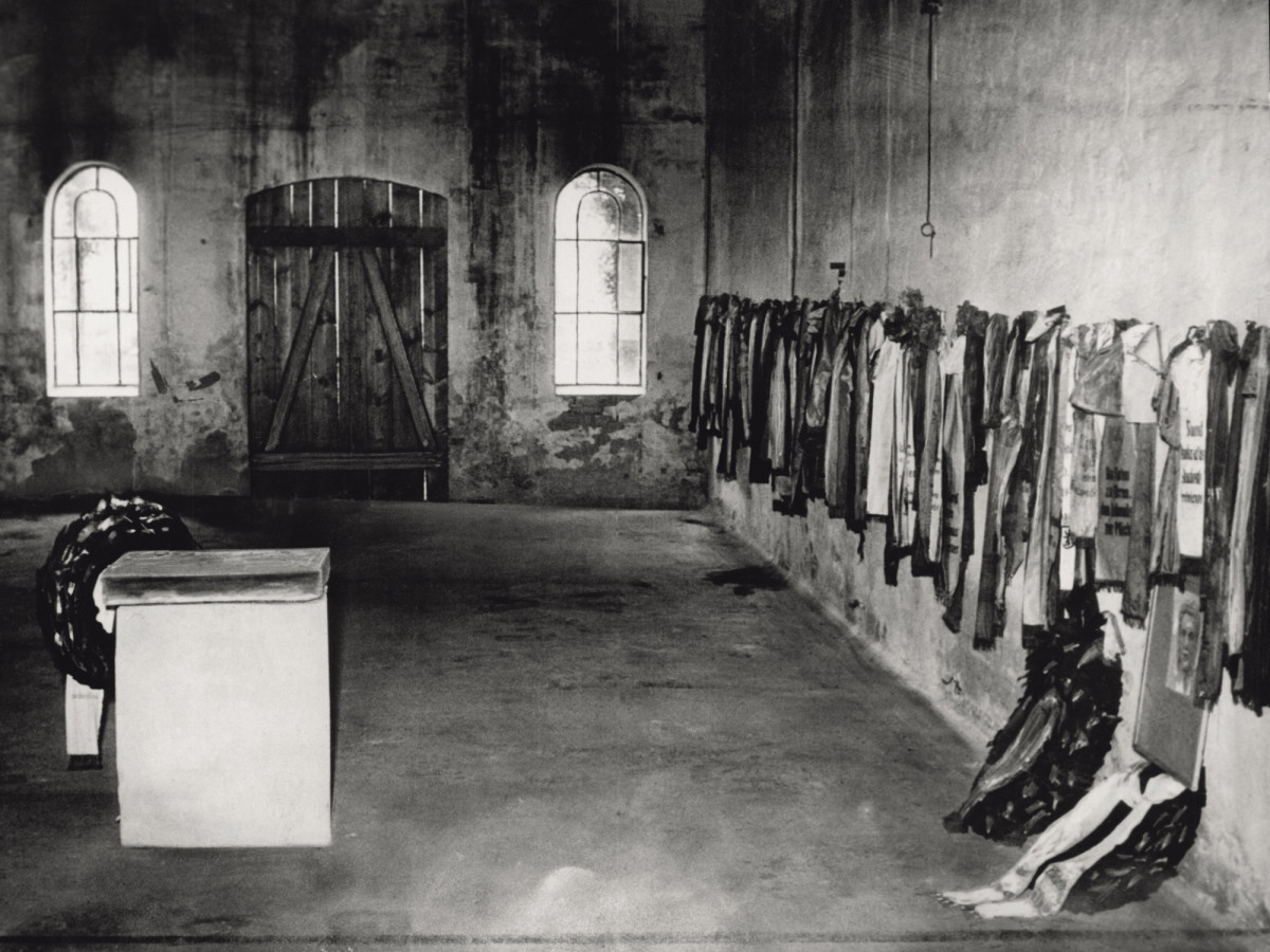 The Prison Where Hitler's Attackers Were Executed