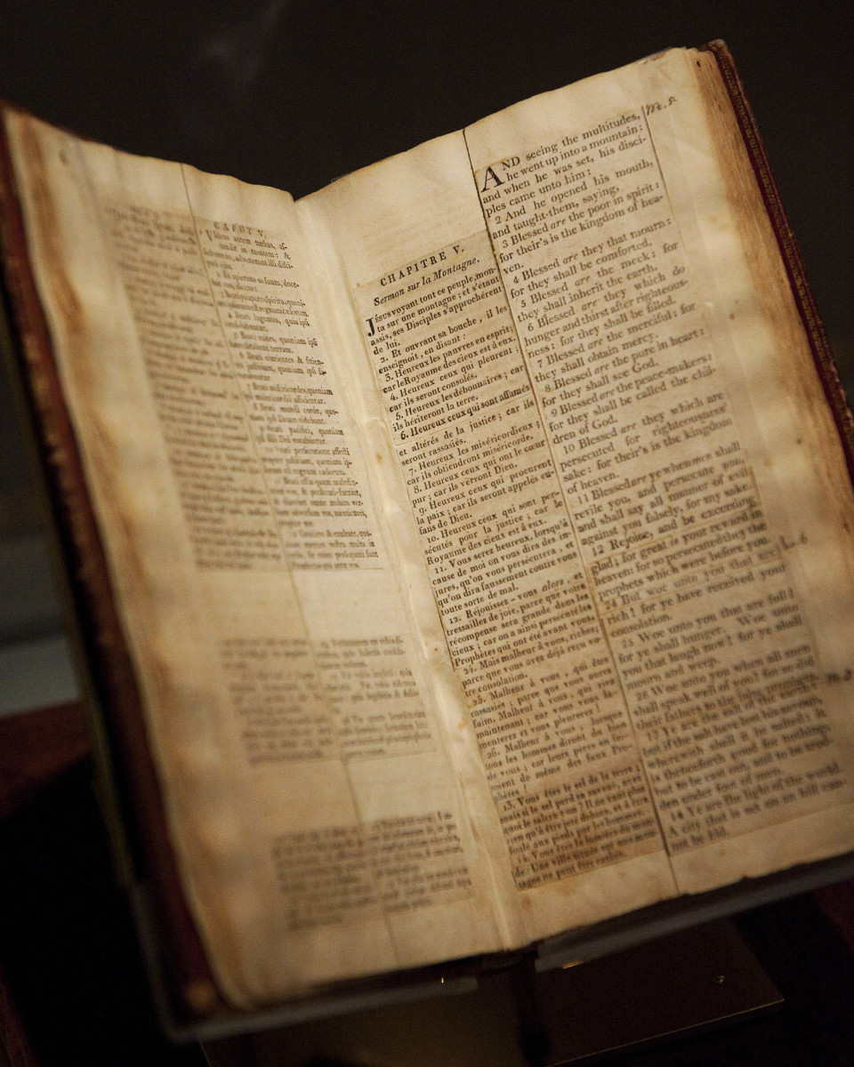 Thomas Jefferson's Bible