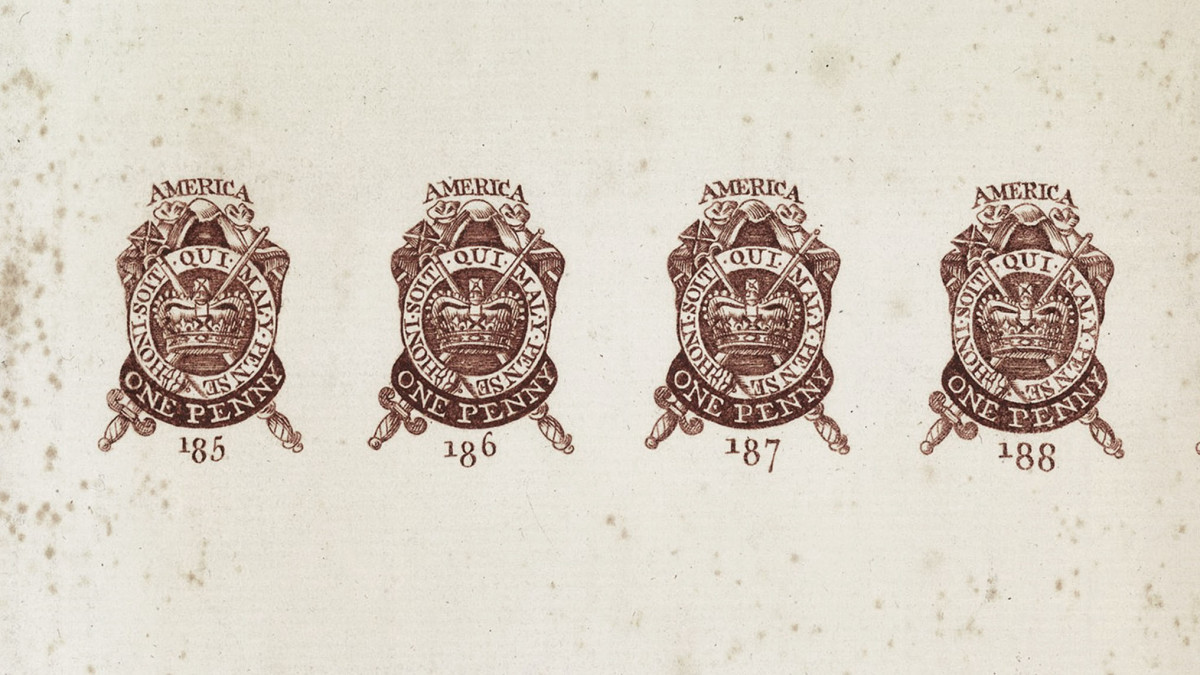 HISTORY: Stamp Act