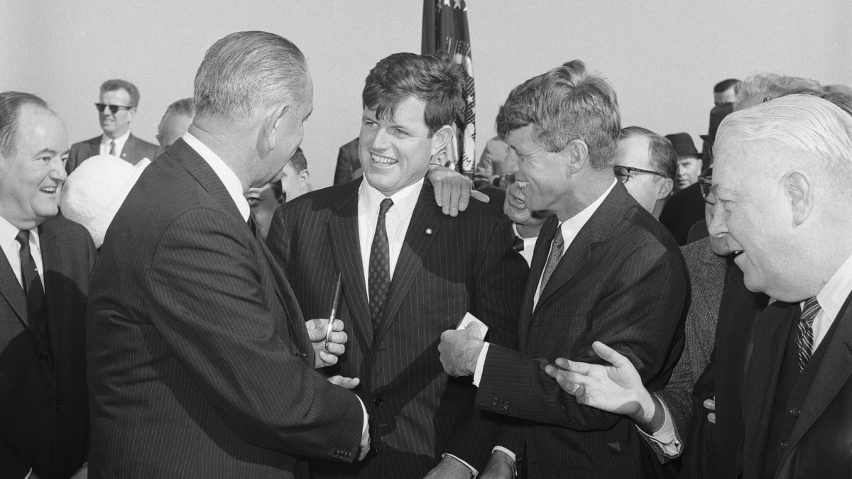 The Kennedy's and the Immigration Act of 1965