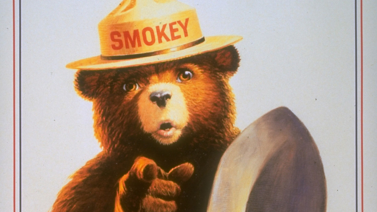 How Fear of a WWII Invasion Gave Rise to Smokey the Bear