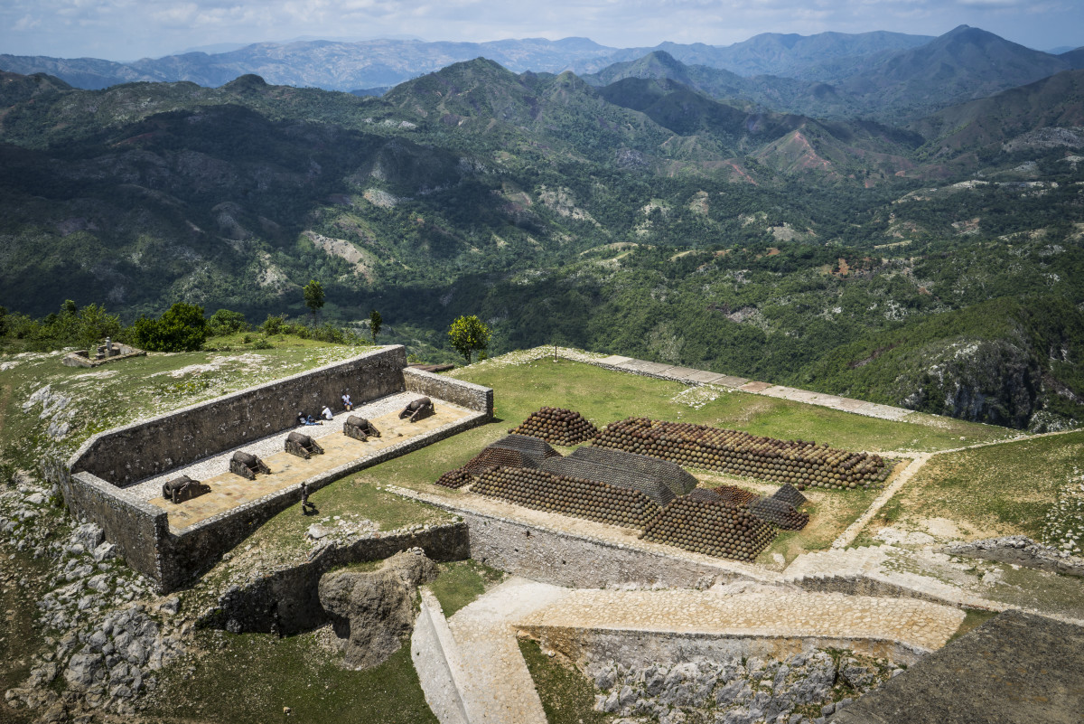 Wonders of the World: Citadelle Laferrière