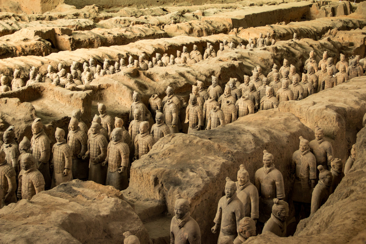 Wonders of the World: Terra-Cotta Warriors
