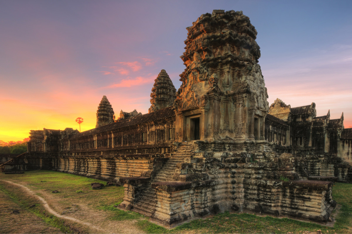 Wonders of the World: Angkor Wat
