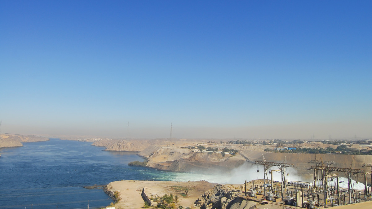 Wonders of the World: Aswan High Dam