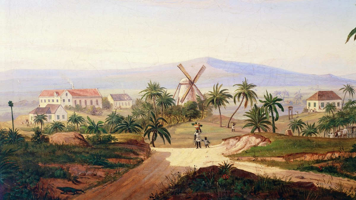 The Dutch West Indies