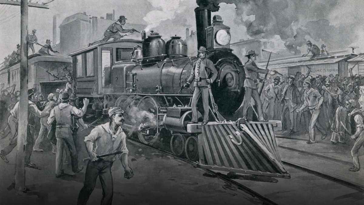 The Labor Day Holiday Began on the Heels of a Deadly Railroad Strike - HISTORY