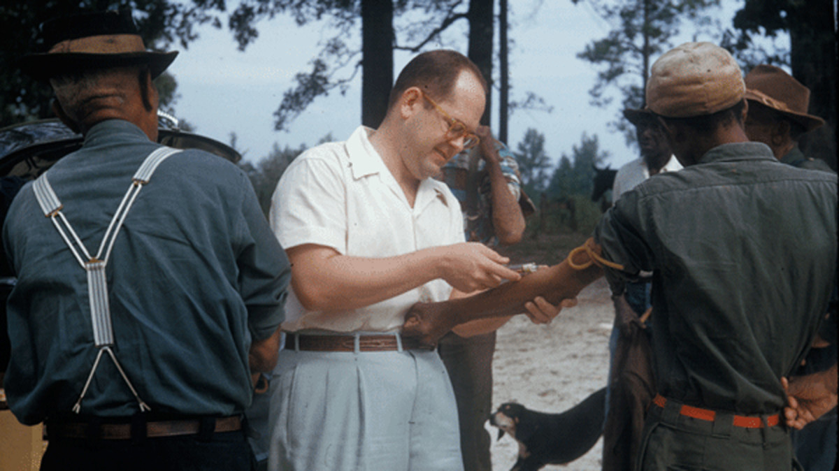 Reparations: The Tuskegee Syphilis Experiment