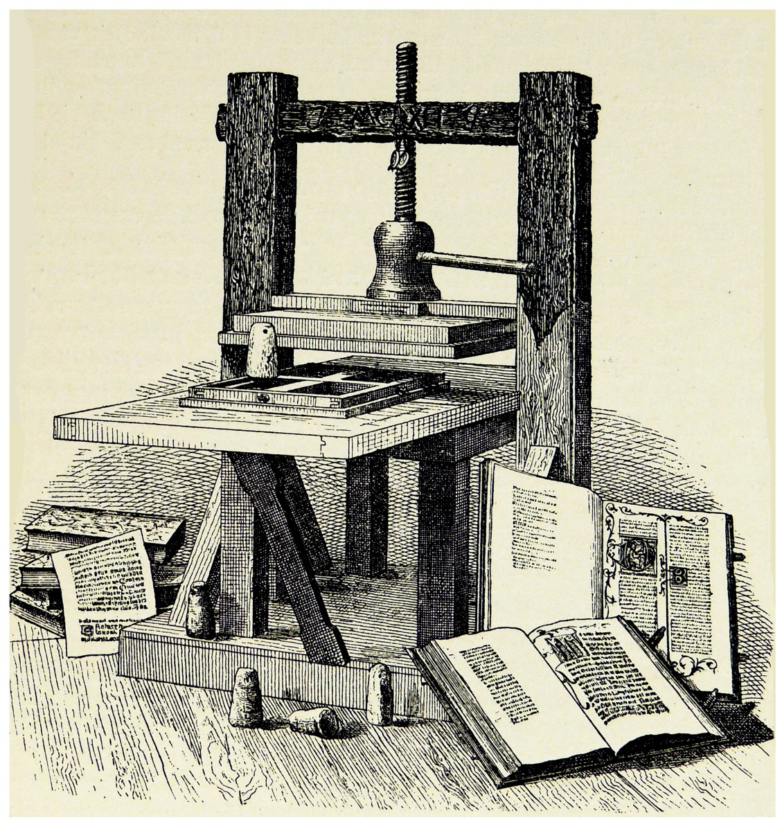 7 Ways The Printing Press Changed The World History