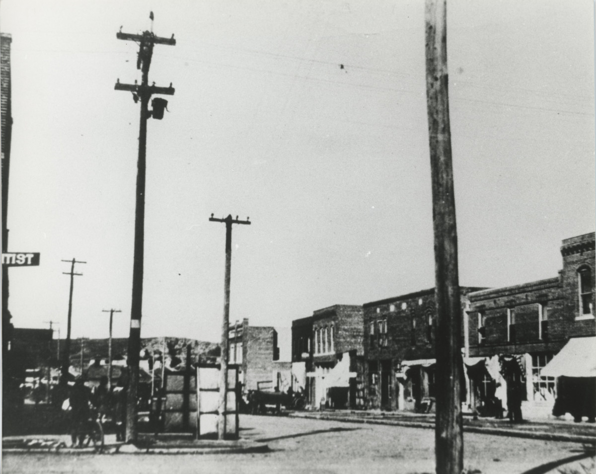 Tulsa's 'Black Wall Street' Flourished as a Self-Contained