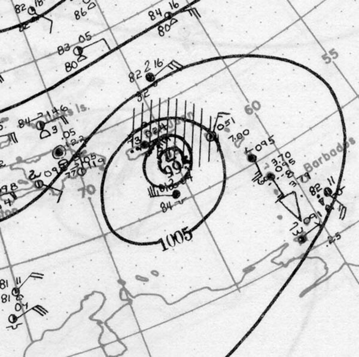 Category 5 Storms That Have Hit the US: The 1928 San Felipe II Hurricane or Okeechobee Hurricane