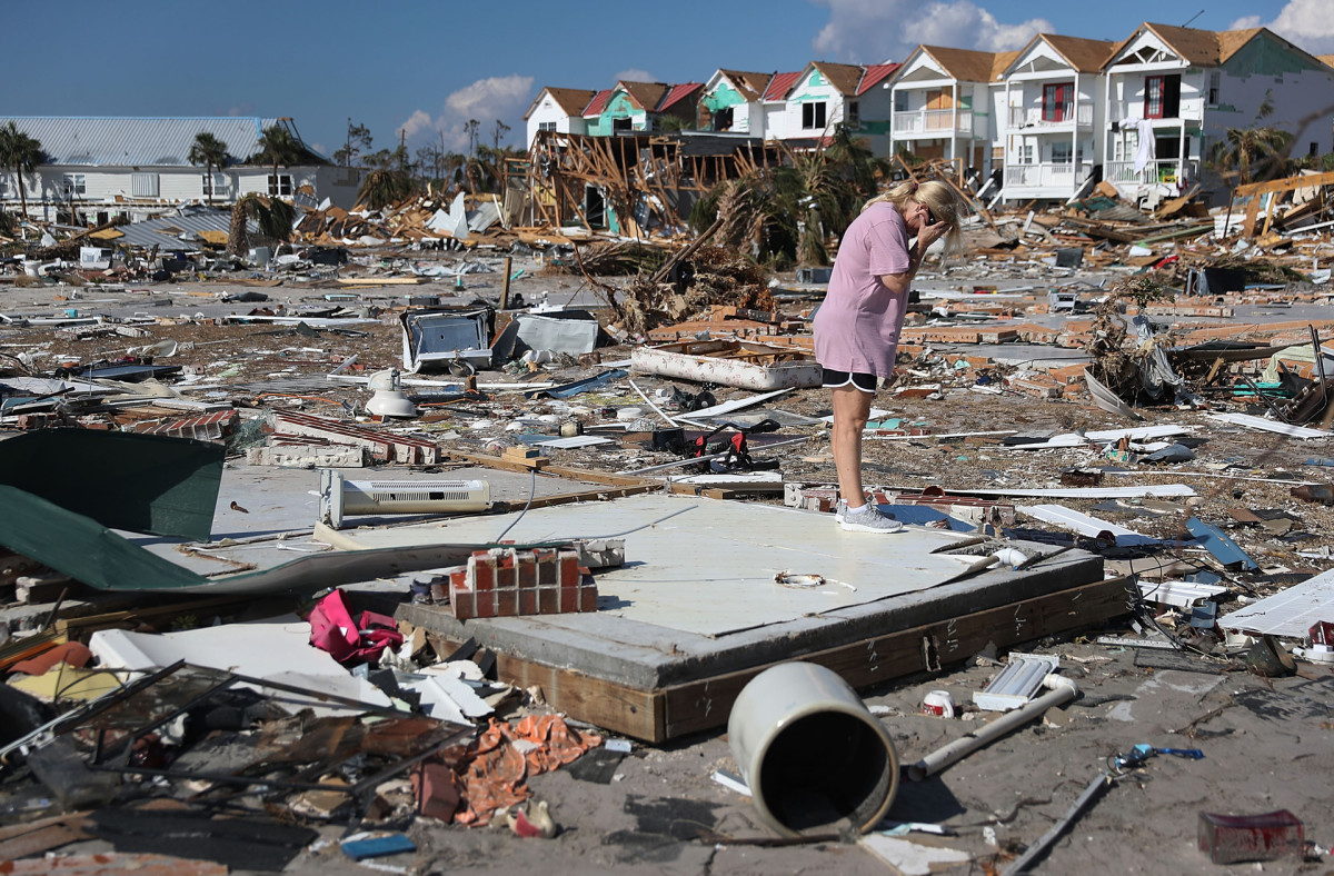 Category 5 Storms That Have Hit the US: Hurricane Michael