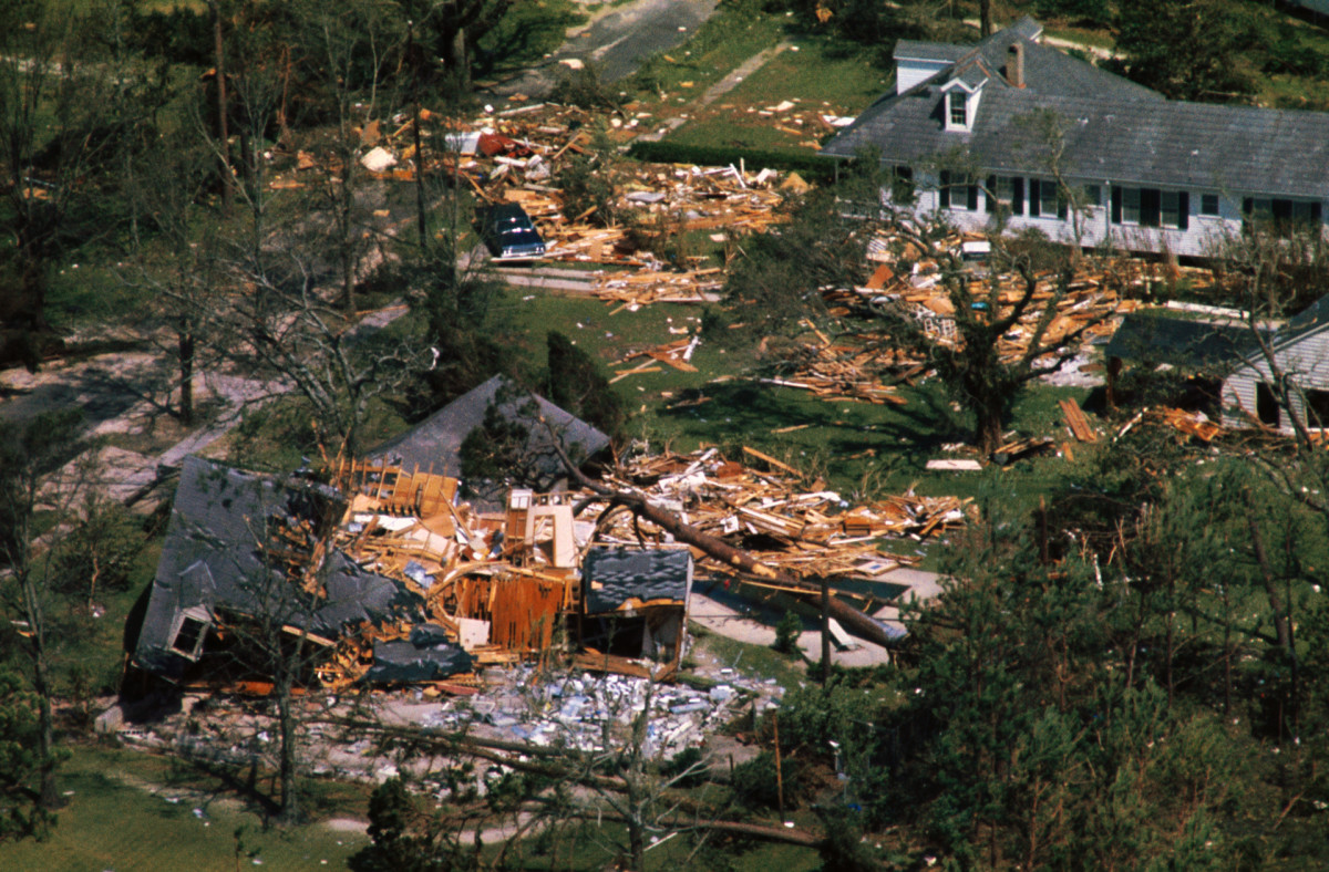Category 5 Storms That Have Hit the US: Hurricane Camille
