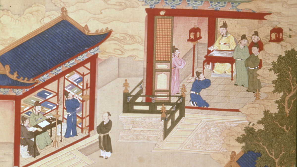 Inventions of the Han Dynasty: Paper