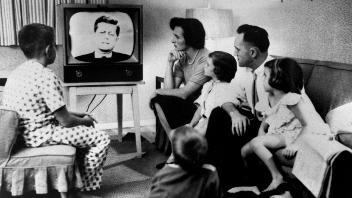 Nixon and Kennedy's First Televised Debate