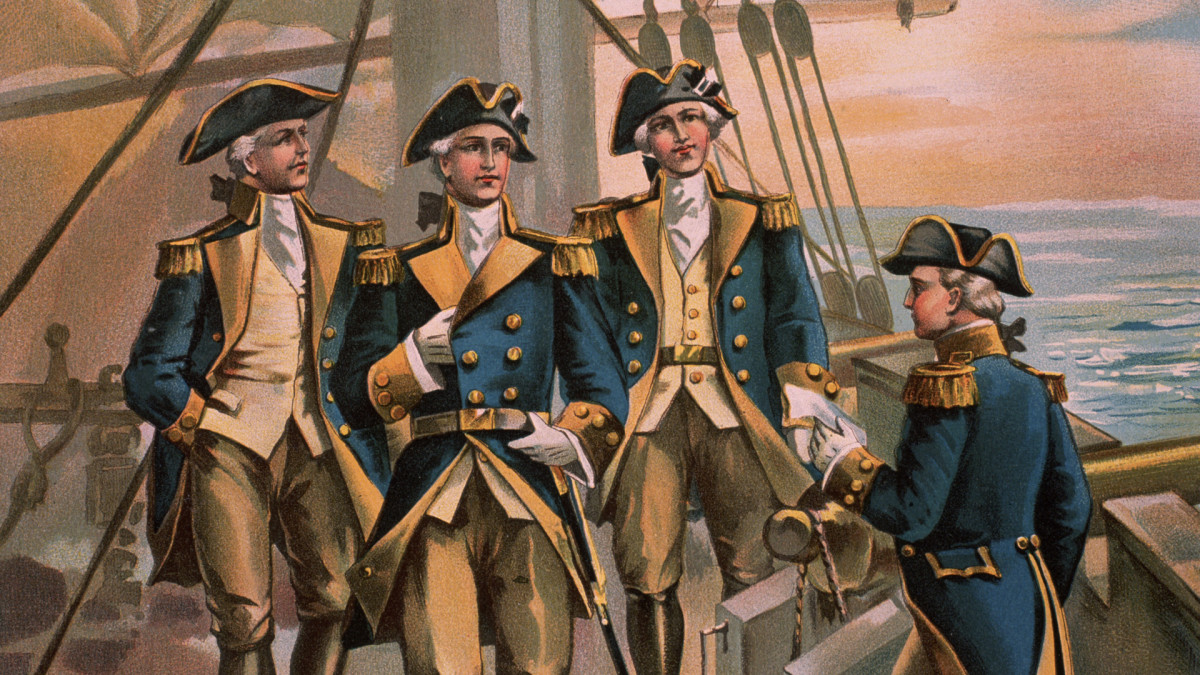 U.S. Whistleblowers First Got Government Protection in 1777