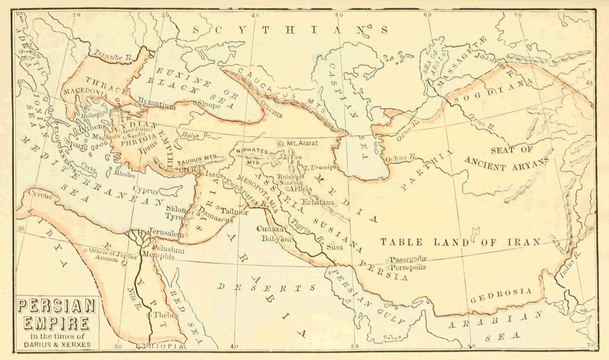 Persian Empire History