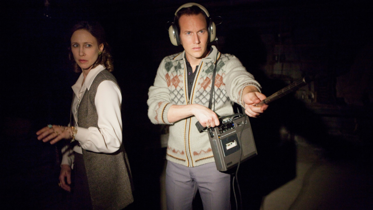 The Real History behind Horror Movies: Ed and Lorraine Warren and the Conjuring