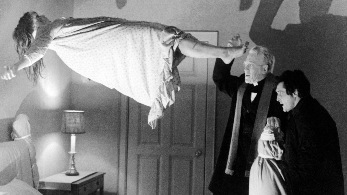 The Real History behind Horror Movies: The Exorcist