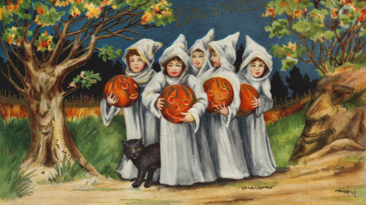 The History Of Trick Or Treating History