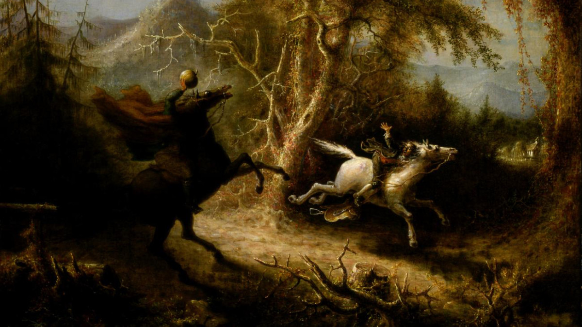 The Legend of Sleepy Hollow and the Headless Horseman