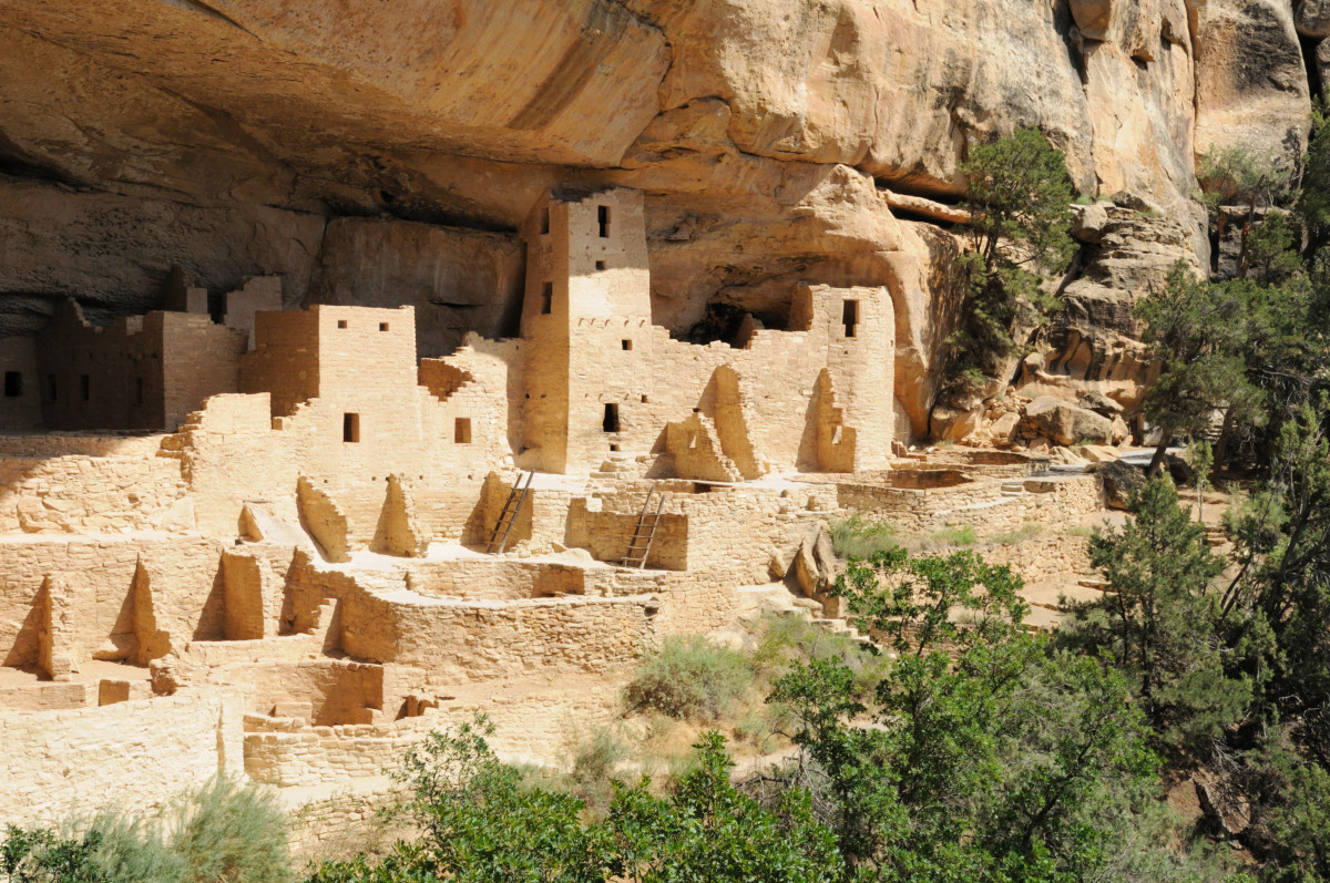 8 Astonishing Ancient Sites in the Americas: CLiff Palace