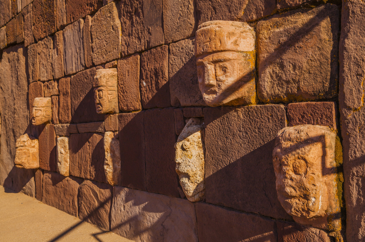 8 Astonishing Ancient Sites in the Americas: Tiwanaku