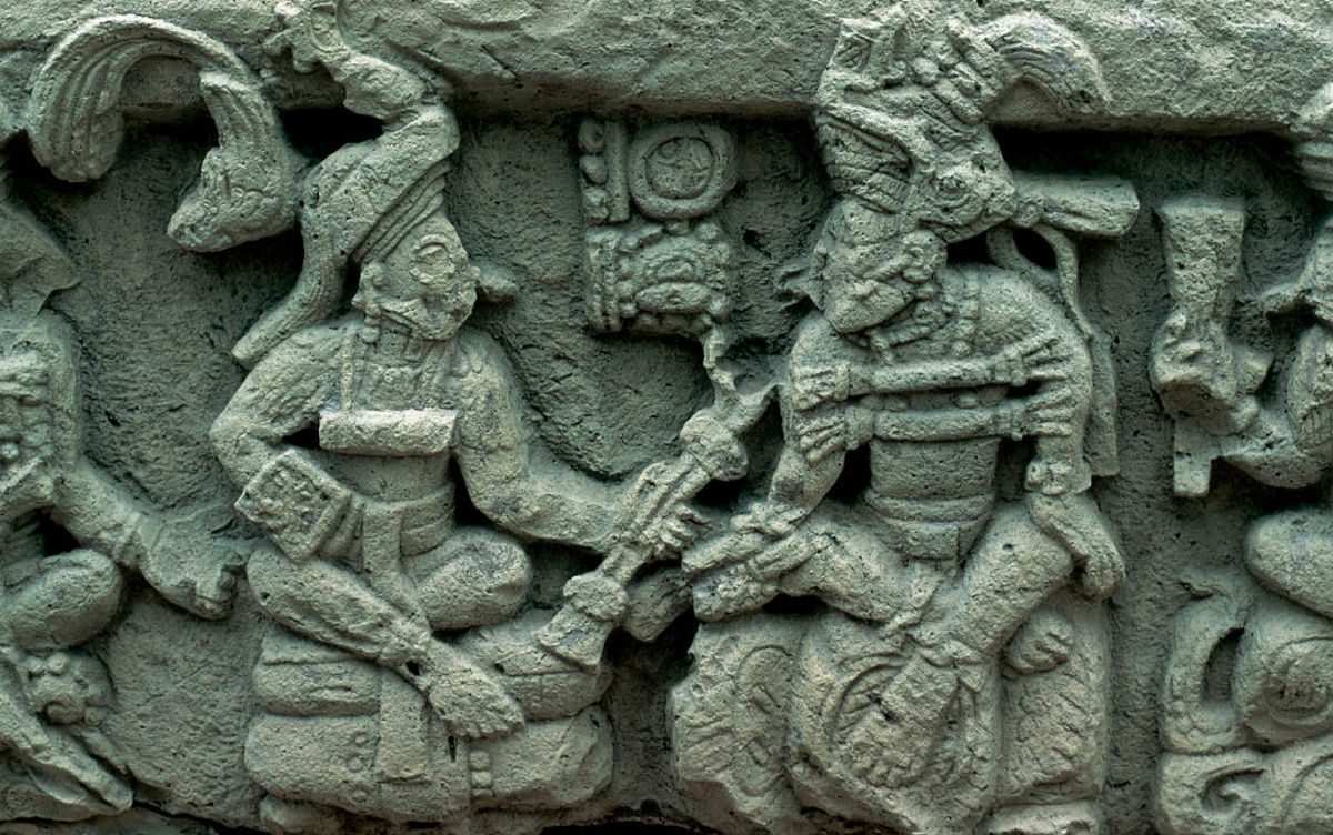 8 Astonishing Ancient Sites in the Americas: Copan