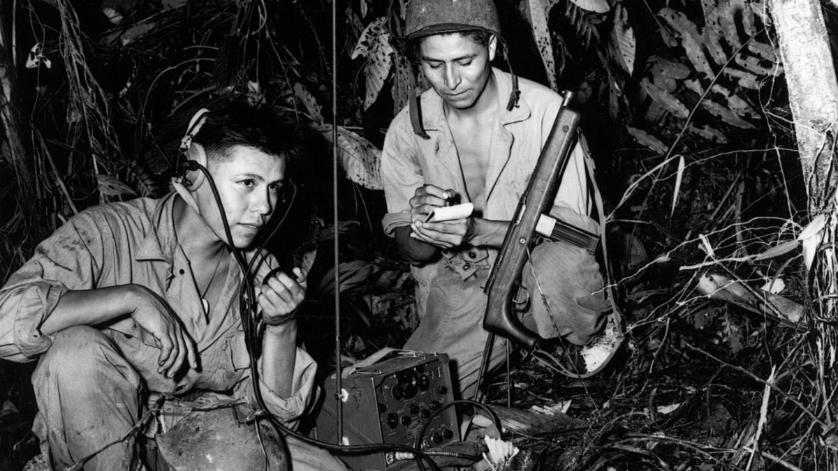 How Native American Code Talkers Pioneered a New Type of Military Intelligence