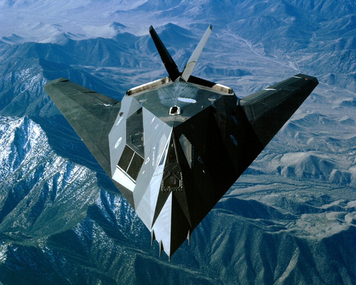 Area 51: F-117 Nighthawk