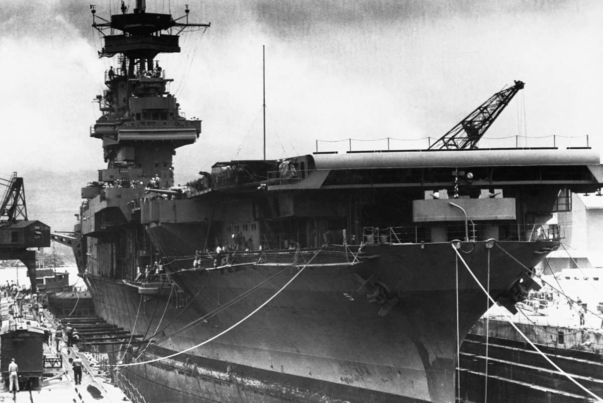 USS Yorktown, The Battle of Midway