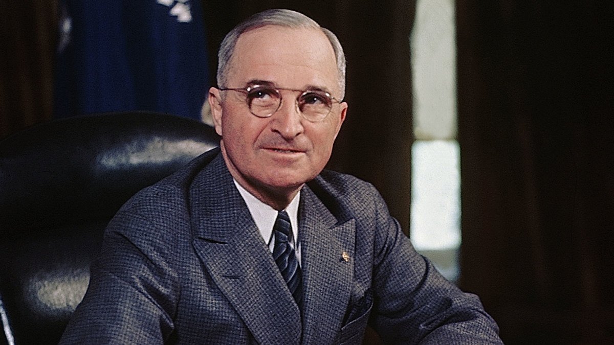 When Harry Truman Pushed for Universal Health Care