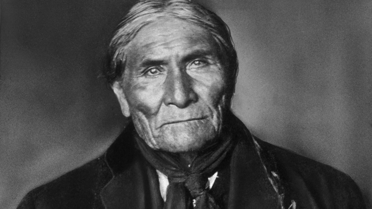How Geronimo Eluded Death and Capture for 25 Years