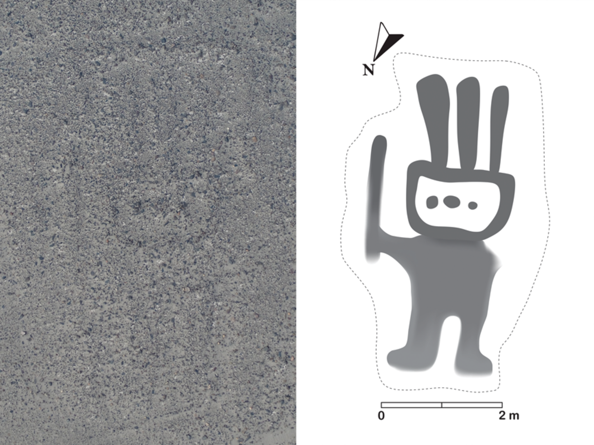 This geoglyph was discovered using IBM Watson Machine Learning Community Edition.