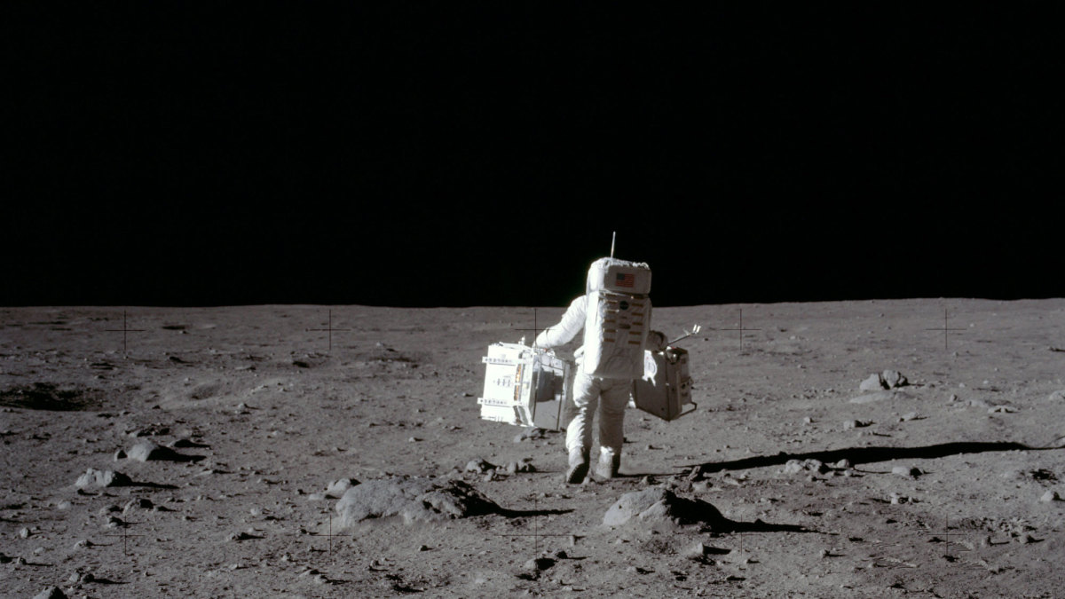 When Buzz Aldrin and Neil Armstrong Were Nearly Stranded on the Moon