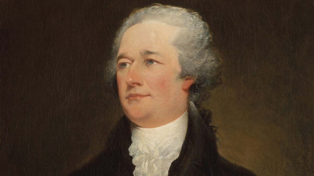 Key People Who Shaped George Washington's Life: Alexander Hamilton