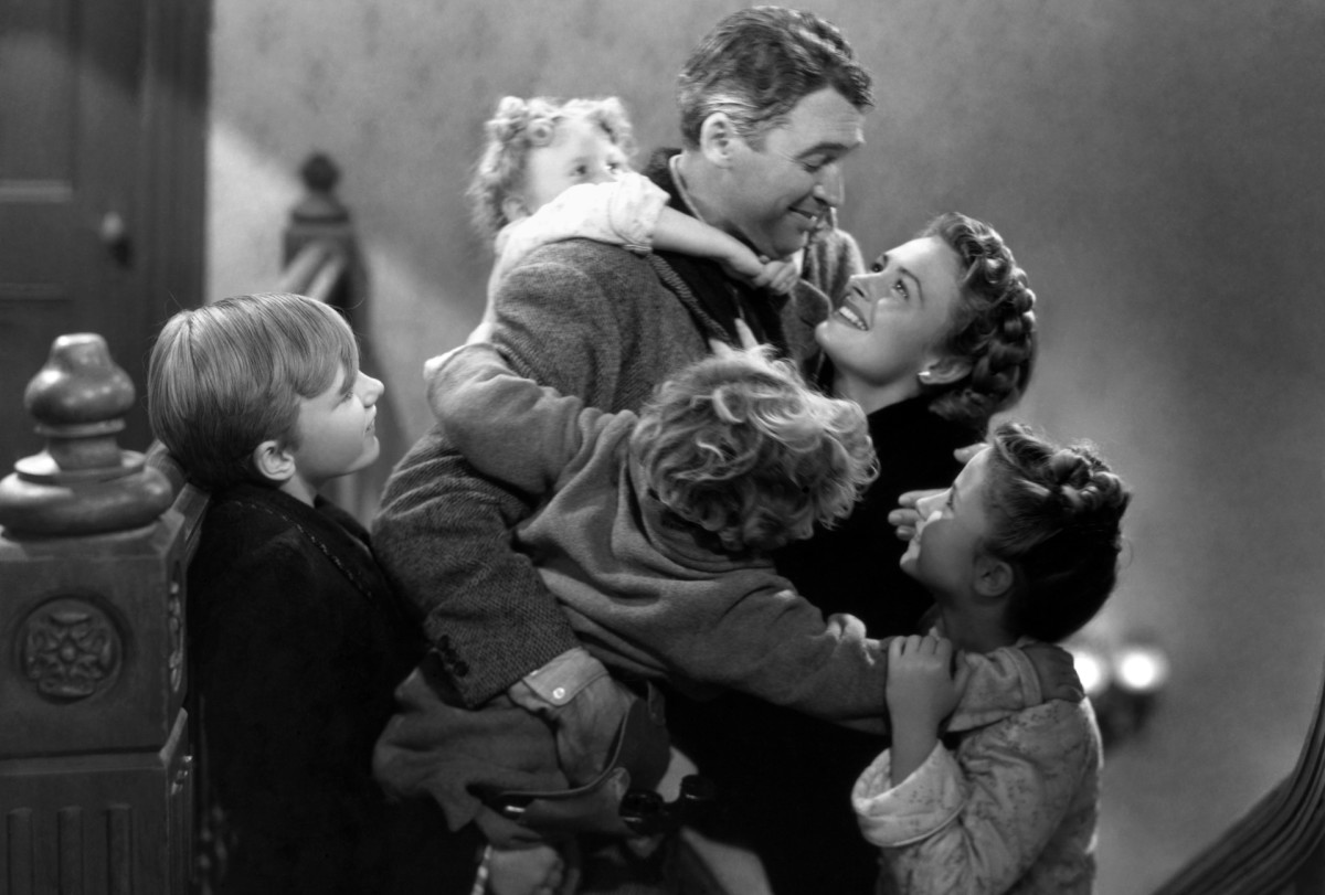 Christmas Traditions: It's a Wonderful Life